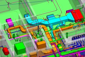 Portfolio for BIM Modeler-Revit- CAD
