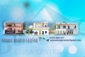 Portfolio for Architectural Drawings,2d & 3D Elevation