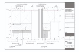 Portfolio for AutoCAD Technical Drawing For Furniture