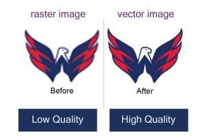 Portfolio for vector tracing using adobe illustrator