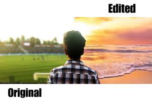 Portfolio for IMAGE EDITS