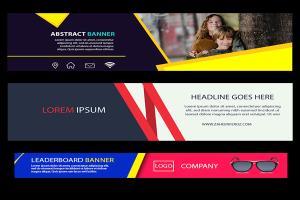Portfolio for Banner Ads Design HQ and More