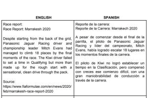 Portfolio for English - Spanish Translations
