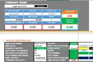 Portfolio for Microsoft Excel Conditional Formatting