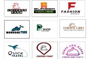 Portfolio for Logo designs/business card design