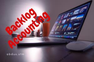 Portfolio for Backlog Accounting and data migration