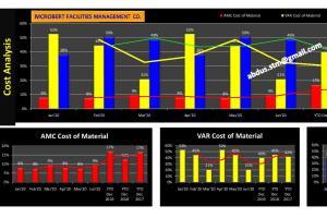 Portfolio for Hire a efficient Cash Flow Analyst