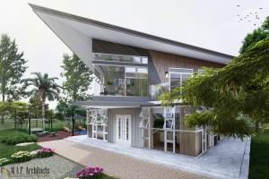 Portfolio for Architectural Drawings/3D visualization