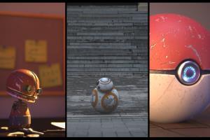 Portfolio for CGI & VFX | 3D Rendering | Illustration