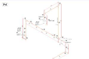 Portfolio for Piping Design Engineer