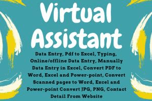 Portfolio for Virtual Assistant (Highly Qualified)