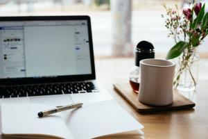 Portfolio for Young content writer