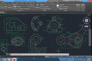 Portfolio for AutoCAD 2D