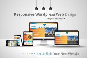 Portfolio for design website using html,css,bootstrap4