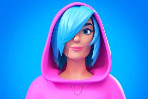 Portfolio for 3D cartoon character creation