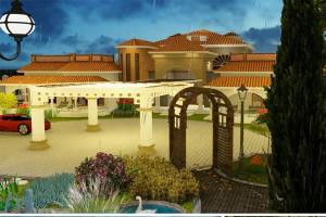 Portfolio for I will design your home garden.