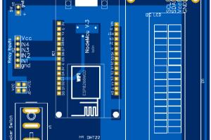 Portfolio for I will design your pcb layout on altium