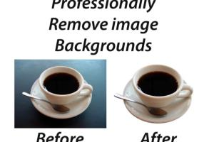 Portfolio for Image Background Removal Services