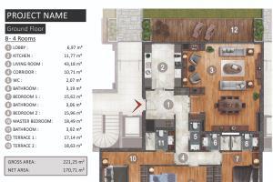 Portfolio for Expert 2D Architectural Visulations