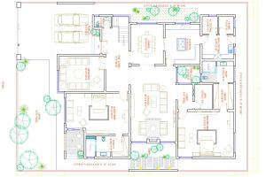 Portfolio for Architect   2D Drawings in Auto CAD