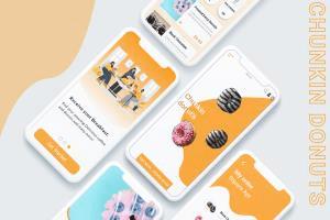 Portfolio for I will do ui designs for app,websites