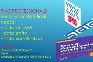Portfolio for Data Analyst and Technical Assistant