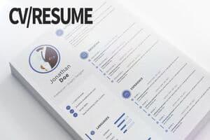 Portfolio for Resume/CV Writing