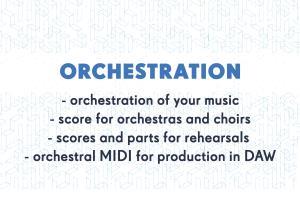 Portfolio for Orchestration