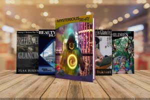 Portfolio for All book covers and interior formatting