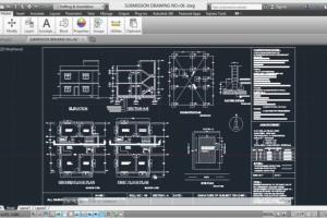 Portfolio for AUTOCAD 2D & 3D DESIGNS