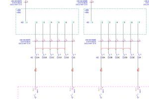 Portfolio for Electrical cabinet design