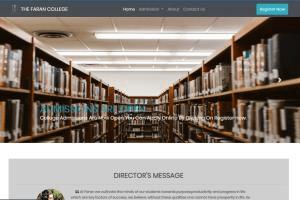 Portfolio for HTML/CSS & JavaScript website in 2 weeks