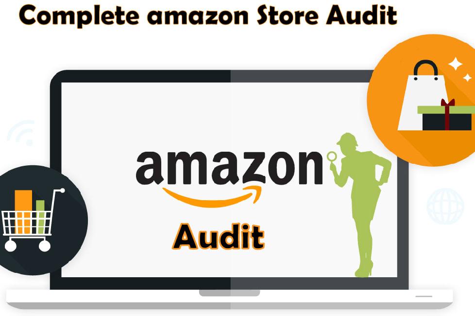 Portfolio for Complete Amazon Store Audit