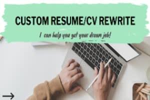 Portfolio for Resume / CV Writing and Translation