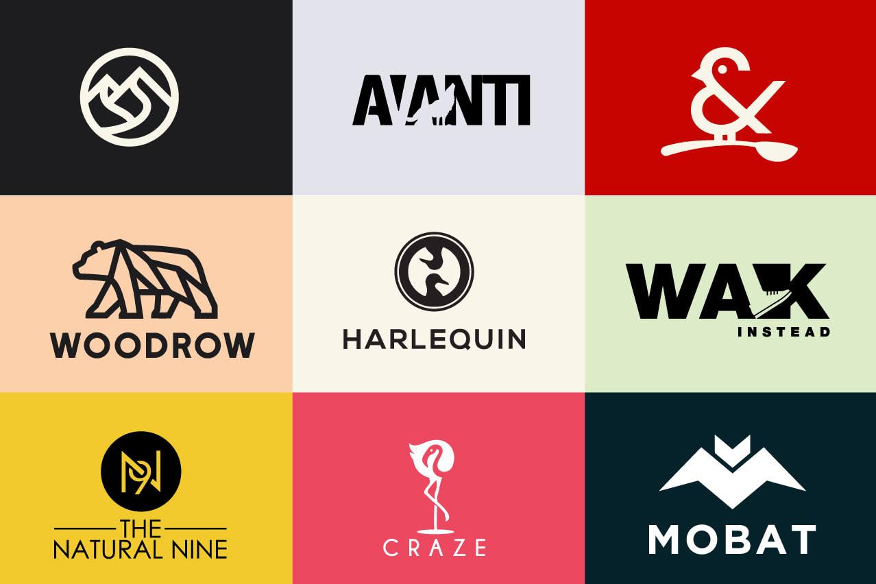 Portfolio for Minimalist Logo Design