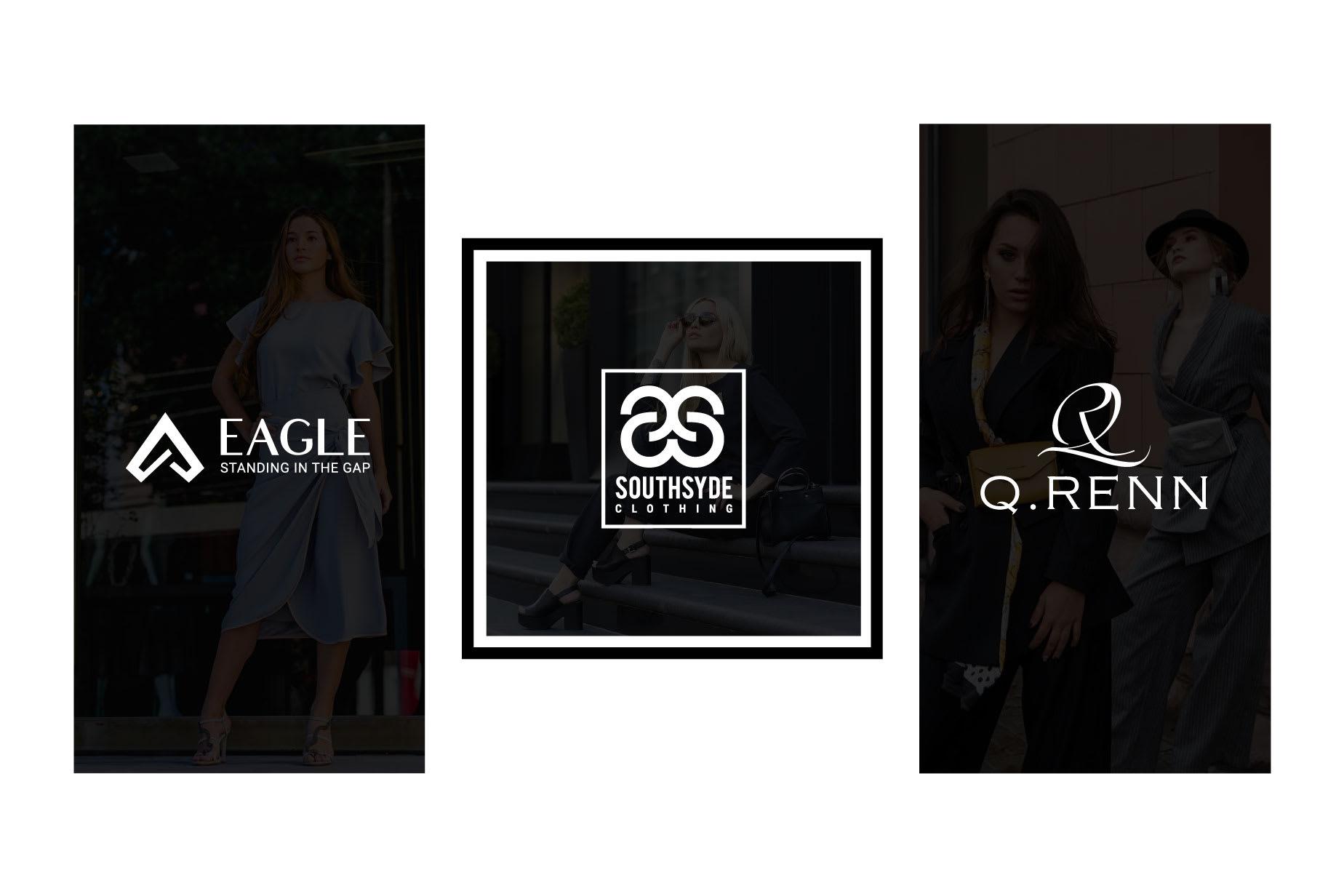 Portfolio for Fashion Logo Design
