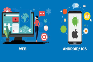 Portfolio for Mobile & Web Applications Developer