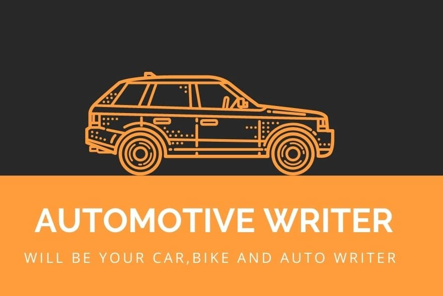 Portfolio for Automotive Article or Blog In 24 Hours