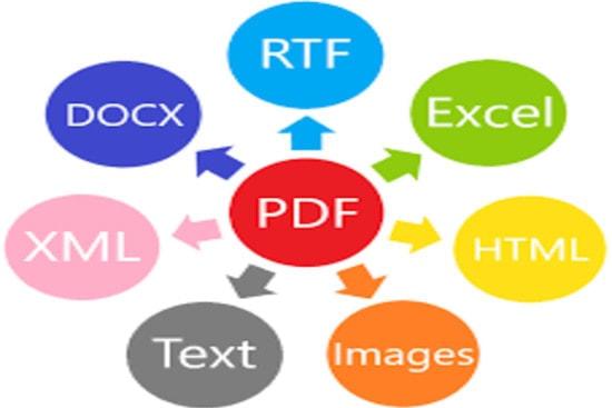 Portfolio for File Conversion