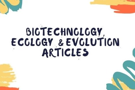 Portfolio for Biotechnology and Evolution Teacher