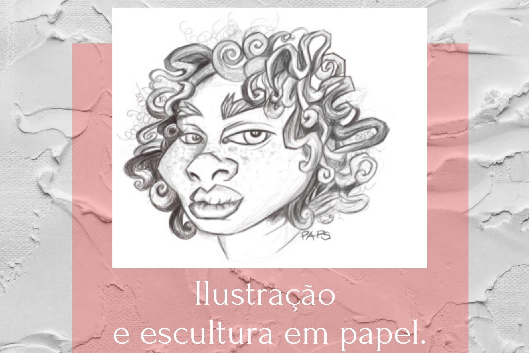 Portfolio for Ilustradora e desenhista de animação.