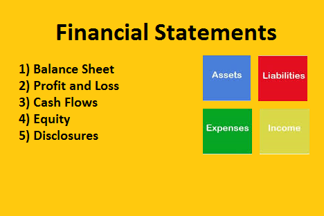 Portfolio for Accounting and Financial Statements