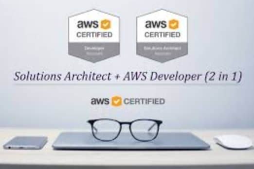 Portfolio for AWS certification training/hands-on lab
