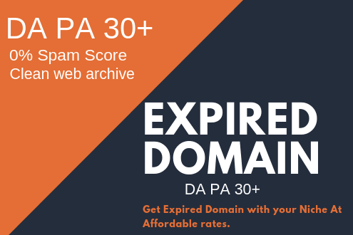 Portfolio for Find high da pa expired domain