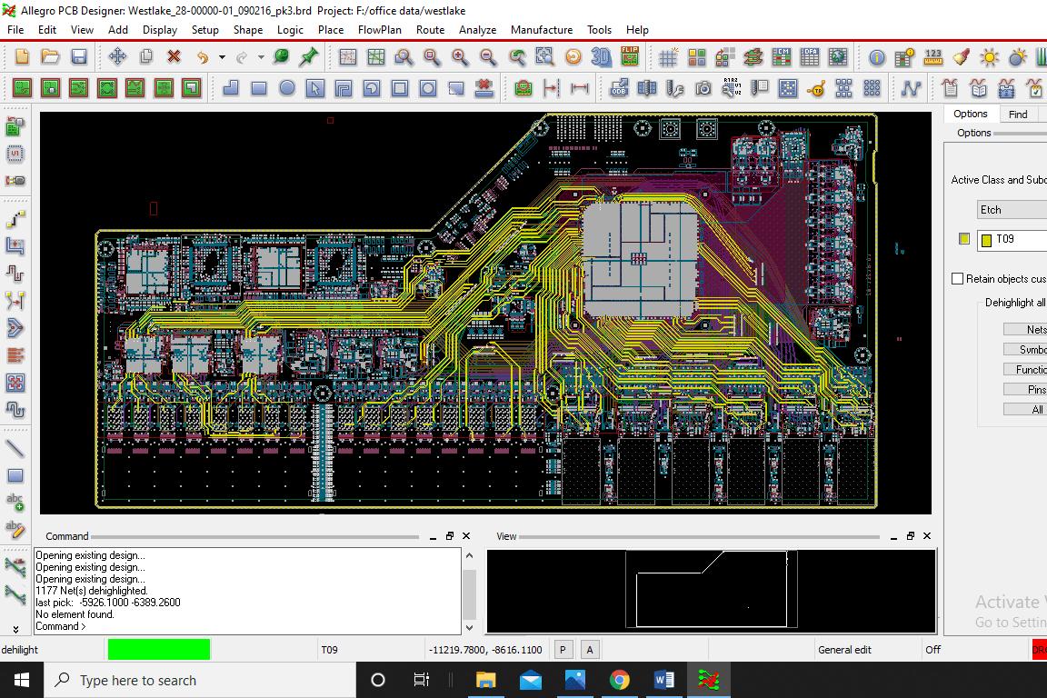 Portfolio for PCB Design(specialized in cadence tools)