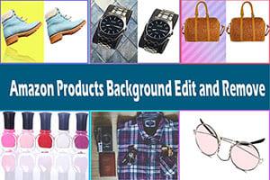 Portfolio for Amazon Product Background Change