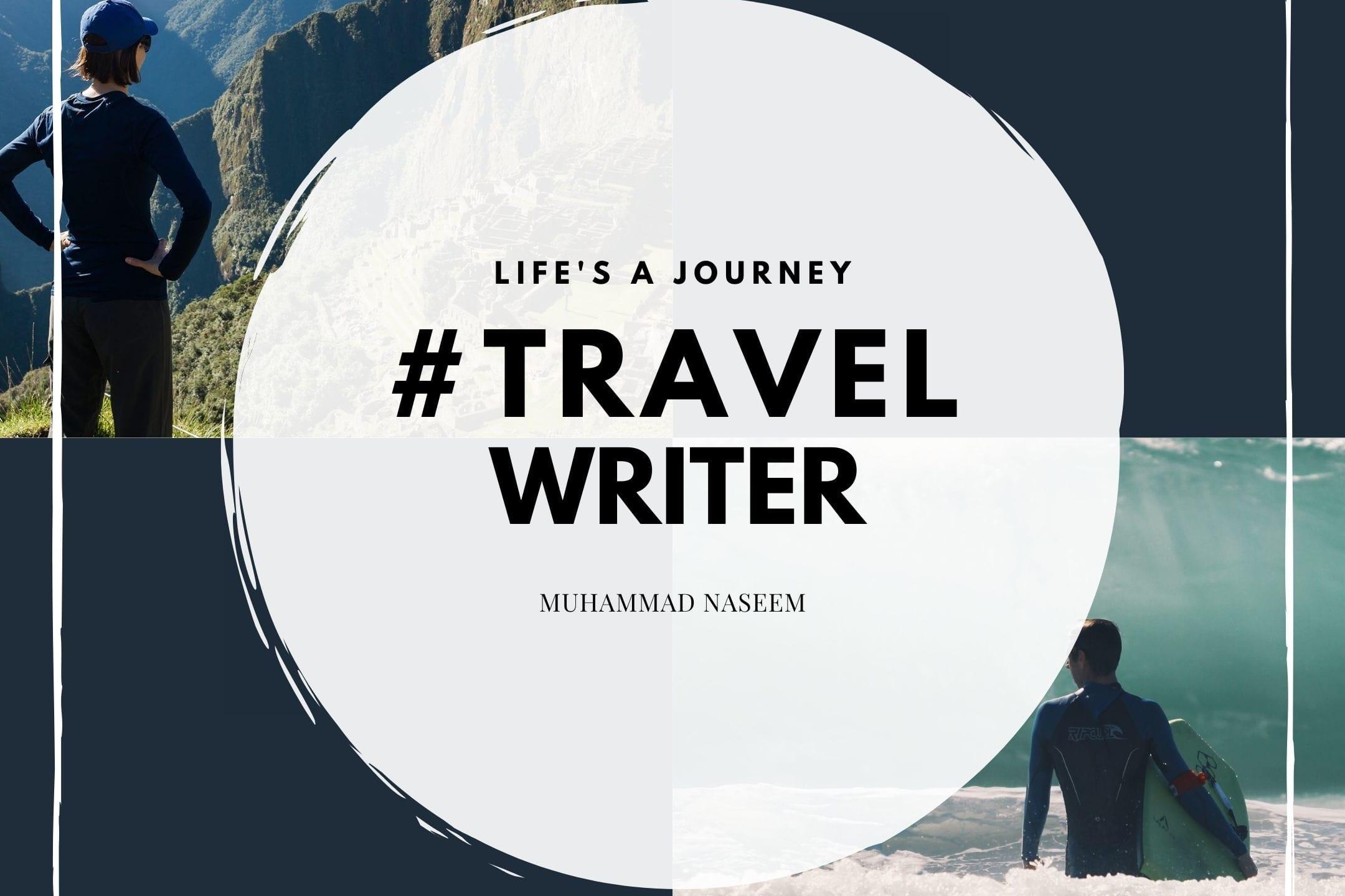 Portfolio for Travel Article Writer Expert