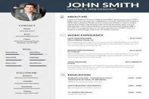 Portfolio for resume,cv,white paper