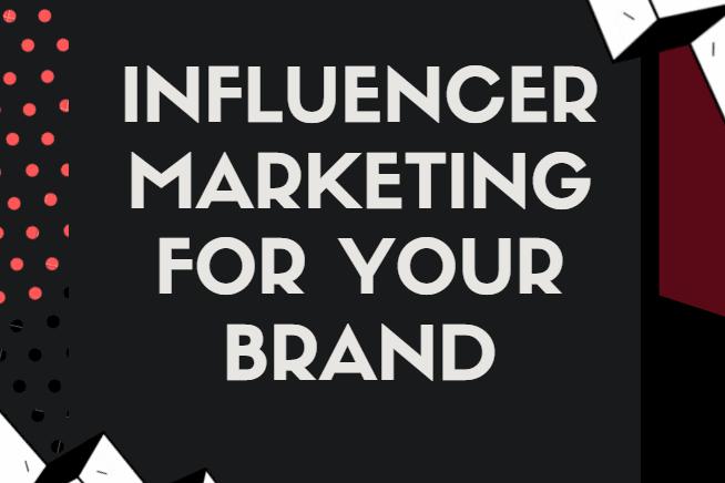 Portfolio for Influencer outreach and marketing