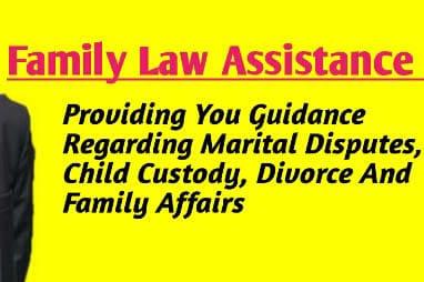 Portfolio for Family lawyer, divorce and child custody